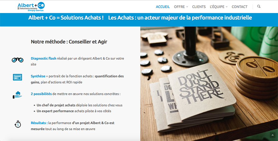 albert-and-co-site-accueil